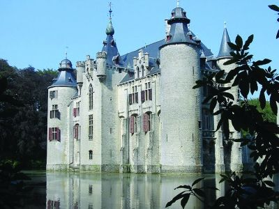 Belgio: Borrekens Castle
